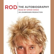 Rod - The Autobiography audiobook by Rod Stewart