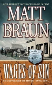 The Wages of Sin ebook by Matt Braun