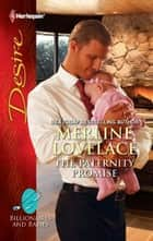 The Paternity Promise ebook by Merline Lovelace