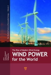 Wind Power for the World: The Rise of Modern Wind Energy ebook by Maegaard, Preben