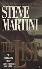The List ebook by Steve Martini