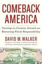 Comeback America ebook by David Walker