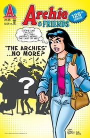 Archie & Friends #125 ebook by Jane Smith Fisher,Stan Goldberg,Rich Koslowski,Jack Morelli,Glenn Whitmore