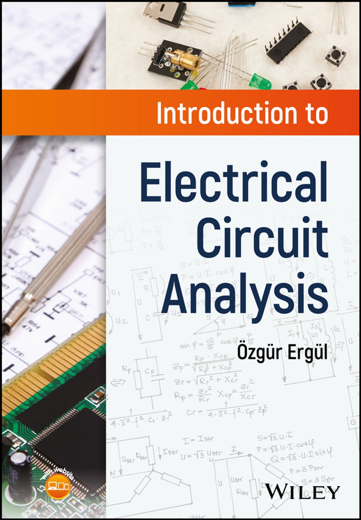 Introduction To Electrical Circuit Analysis Ebook By Ozgur Ergul Electronic Circuits Electronics Free 9781119284949 Rakuten Kobo