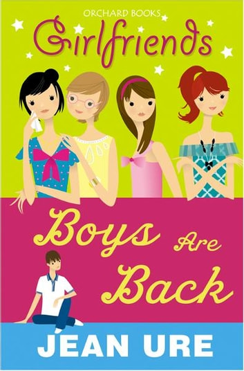 Boys Are Back ebook by Jean Ure