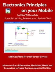 Electronics Principles On Your Mobile ebook by Kobo.Web.Store.Products.Fields.ContributorFieldViewModel