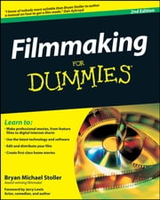 Filmmaking For Dummies ebook by Bryan Michael Stoller,Jerry Lewis