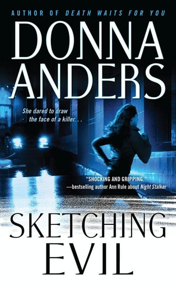 Sketching Evil ebook by Donna Anders