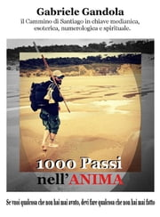 1000 Passi nell'Anima ebook by Gabriele Gandola