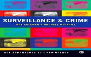 Surveillance and Crime ebook by Roy Coleman,Dr Mike McCahill