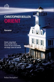 Orient ebook by Christopher Bollen