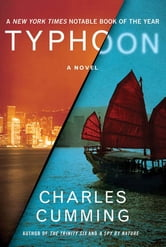 Typhoon - A Novel ebook by Charles Cumming