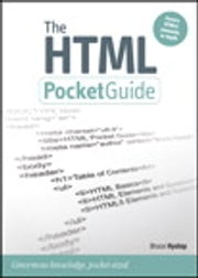The HTML Pocket Guide ebook by Bruce Hyslop