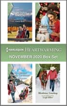 Harlequin Heartwarming November 2020 Box Set ebook by Carol Ross, Cathy McDavid, Beth Carpenter,...