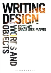 Writing Design - Words and Objects ebook by
