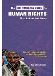 The No-Nonsense Guide to Human Rights ebook by Olivia Ball,Paul Gready