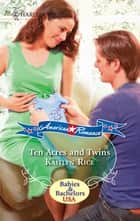 Ten Acres And Twins (Mills & Boon M&B) ebook by Kaitlyn Rice