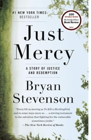 Just Mercy - A Story of Justice and Redemption eBook by Bryan Stevenson
