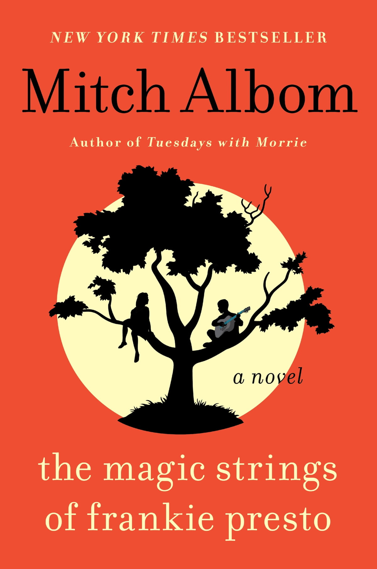 The Magic Strings Of Frankie Presto  A Novel Ebook By Mitch Albom
