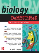 Biology Demystified ebook by Dale Layman
