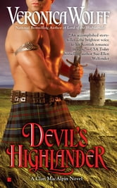 Devil's Highlander ebook by Veronica Wolff