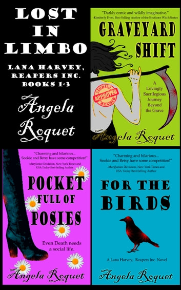 Lost in Limbo (Lana Harvey, Reapers Inc. books 1-3) ebooks by Angela Roquet