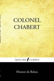 Colonel Chabert ebook by Honore De Balzac