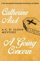 A Going Concern ebook by Catherine Aird