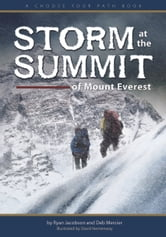 Storm at the Summit of Mount Everest - A Choose Your Path Book ebook by Ryan Jacobson,Deb Mercier