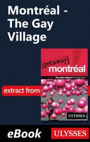 Montréal - The Gay Village ebook by Ulysses Collective