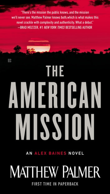 The American Mission ebook by Matthew Palmer