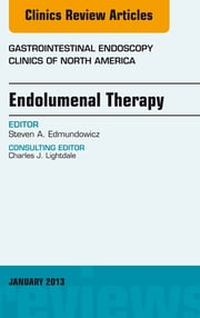 Endolumenal Therapy, An Issue of Gastrointestinal Endoscopy Clinics ebook by Steven A. Edmundowicz