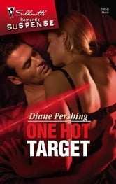 One Hot Target ebook by Diane Pershing