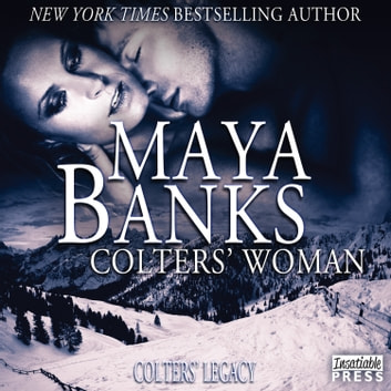 Colters' Woman - Colter's Legacy, Book 1 livre audio by Maya Banks