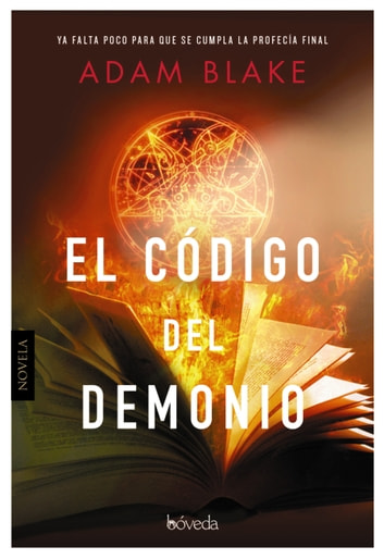 El código del demonio ebook by Adam Blake