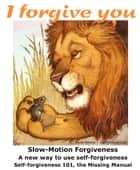 Forgive from Your Soul Slow-Motion Self-Forgiveness(SM), the Missing Manual Forgiveness 101 How-to eBook ebook by Bruce Dickson
