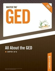 Master the GED: All About the GED: Chapter 1 of 16 ebook by Peterson's