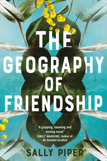 The Geography of Friendship ebook by Sally Piper