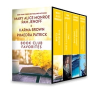 Book Club Favorites - An Anthology ebook by Mary Alice Monroe, Pam Jenoff, Phaedra Patrick,...