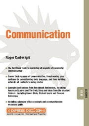 Communication: Leading 08.08 ebook by Cartwright, Roger