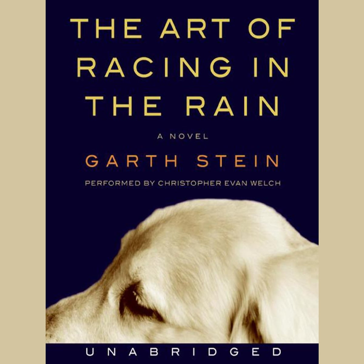 The Art Of Racing In The Rain: The Art Of Racing In The Rain Audiobook By Garth Stein