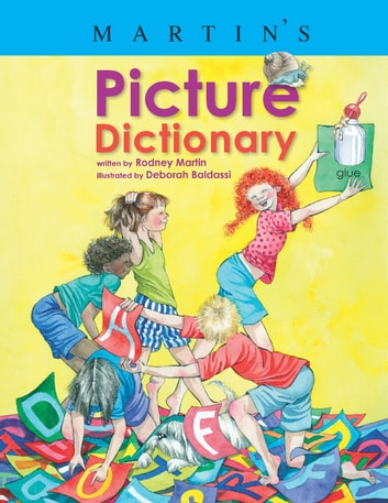 MARTIN'S Picture Dictionary ebook by Rodney Martin