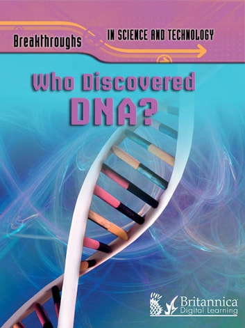 Who Discovered DNA? ebook by Jenny Vaughan
