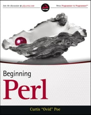 Beginning Perl ebook by Curtis Poe