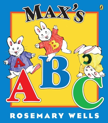 Max's ABC ebook by Rosemary Wells