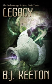 Legacy ebook by B.J. Keeton