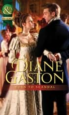 Born To Scandal ebook by Diane Gaston