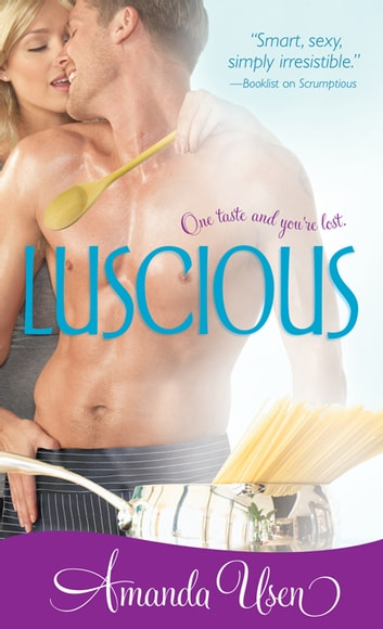 Luscious ebook by Amanda Usen