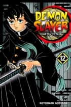 Demon Slayer: Kimetsu no Yaiba, Vol. 12 - The Upper Ranks Gather ebook by Koyoharu Gotouge