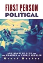 The trusted leader ebook by 9781506361383 rakuten kobo first person political legislative life and the meaning of public service ebook by grant reeher fandeluxe PDF